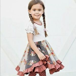 Matilda Jane Where the Heart Is Dress Size 10